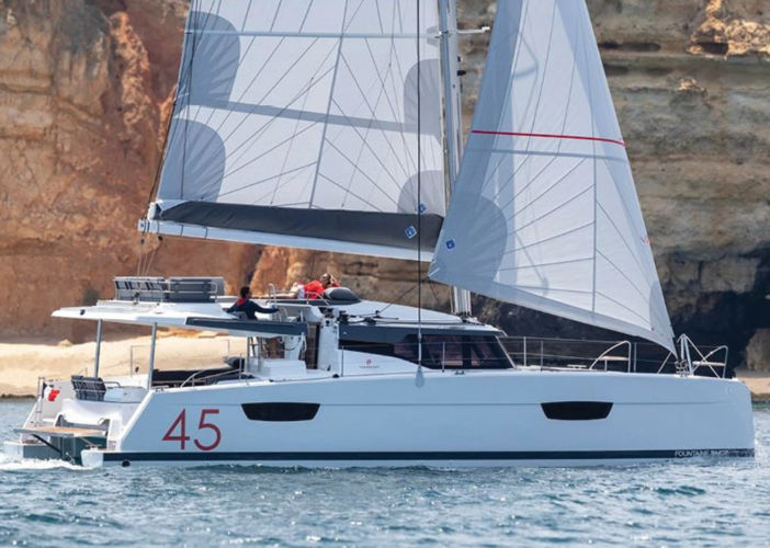 Catamaran Elba 45 « Sea zen VI »