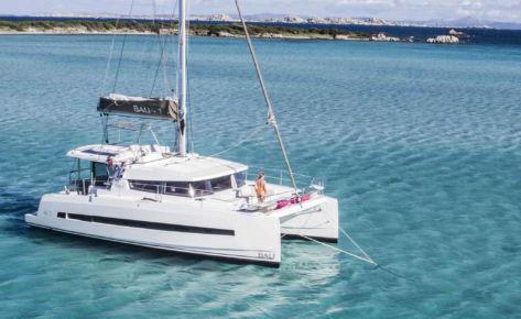 Catamaran Bali 4.1 «Jane»
