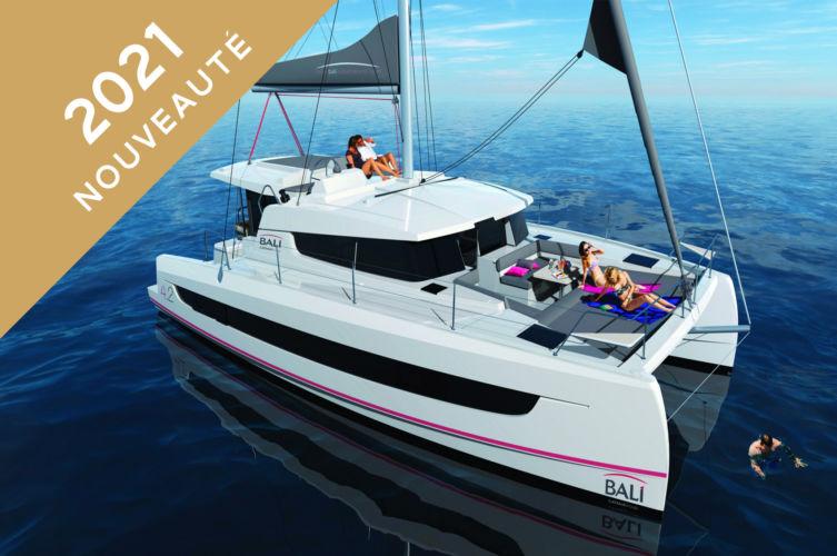Catamaran Bali 4.2 «Philisa»