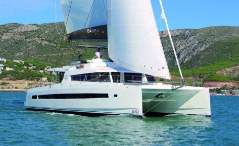 """Catamaran Bali 5.4 """"Poséidon"""""""