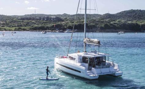 Catamaran Bali 4.1 «Posidonie»