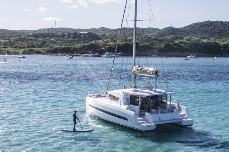 "Catamaran Bali 4.1 ""Posidonie"""