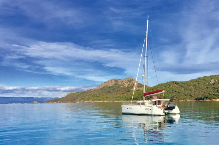 "Catamaran Lagoon 400 ""Maya"""