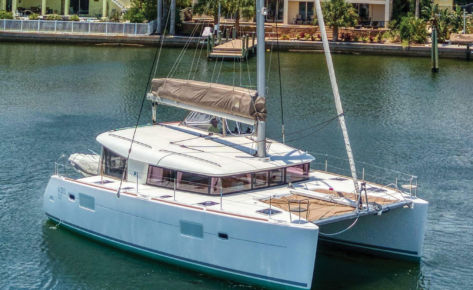 Catamaran Lagoon 400 S2 « Escape »