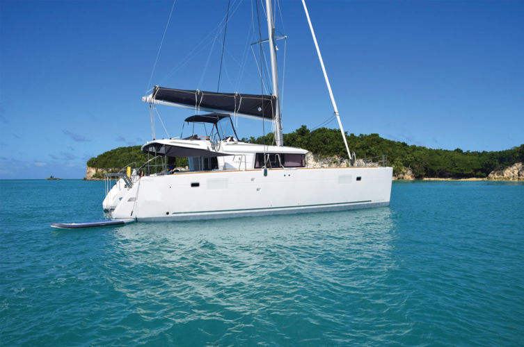 Catamaran Lagoon 450 F « Philae »