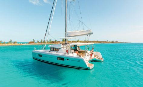 Catamaran Lagoon 42 «Abel»