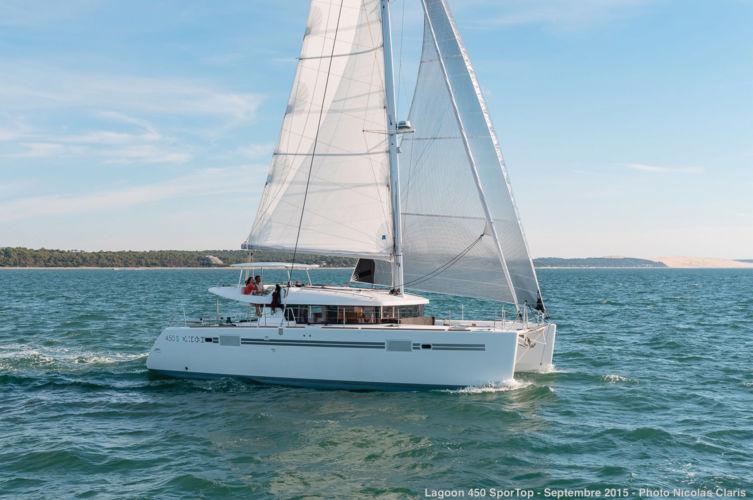 "Catamaran Lagoon 450 s ""Ptit Loup"""