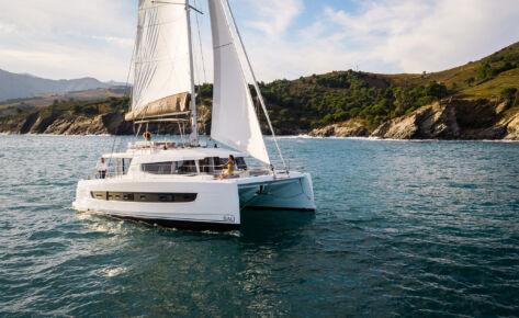 """Catamaran Bali 4.6 """"MAPOU"""""""