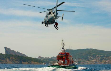 stage sécurité en mer
