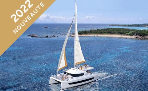 Catamaran Bali 4.4